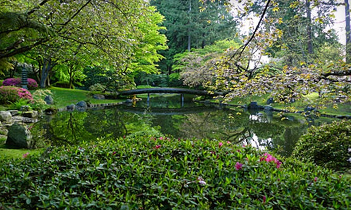 Nitobe Memorial Garden – Up to 58% Off Admission - Nitobe Memorial ...