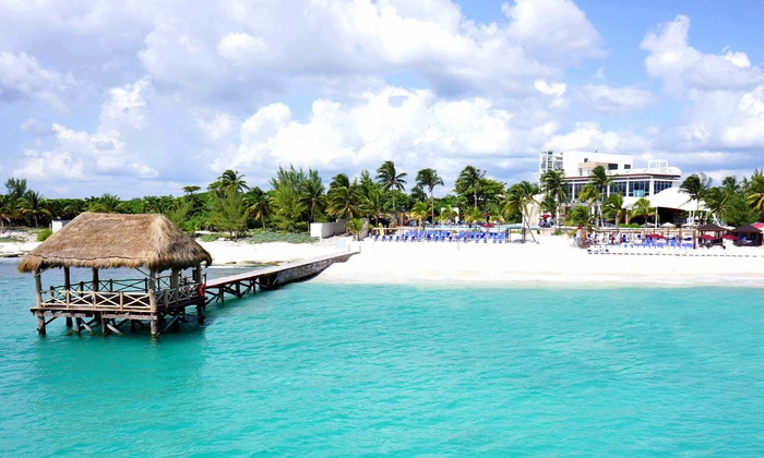 4-Diamond Beach Resort in Playa del Carmen