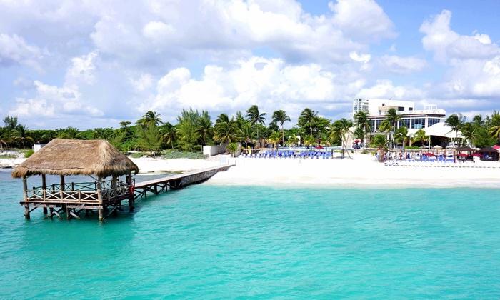 4-Diamond Beach Resort in Playa del Carmen