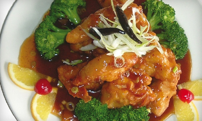 Seoul Garden - Kentwood: $10 for $20 Worth of Pan-Asian and Korean Cuisine and Drinks at Seoul Garden in Kentwood