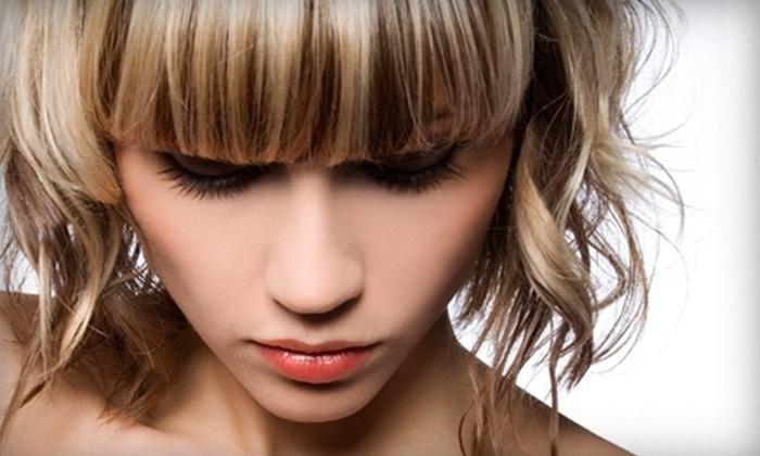 Salon Anu - Arlington: Salon Services or Facial at Salon Anu in Arlington