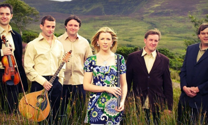 Danú - Jorgensen Center for the Performing Arts: $27 for Two Tickets to See Danú at Jorgensen Center for the Performing Arts in Storrs on March 17 at 8 p.m. ($54 Value)