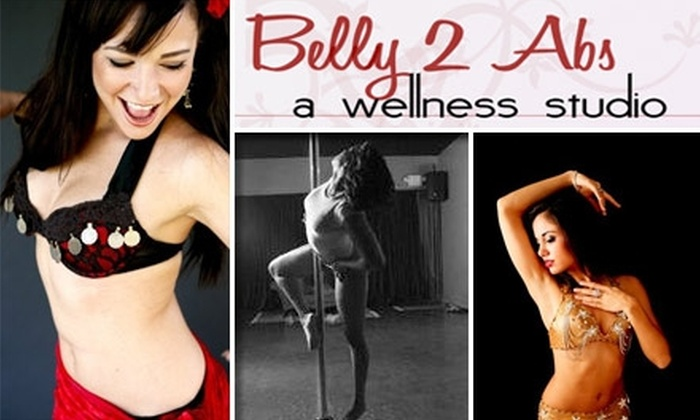 Belly2Abs Wellness Studio - Northeast Coconut Grove: $20 for Five Classes or $30 for One Month of Unlimited Classes at Belly2Abs Wellness Studio