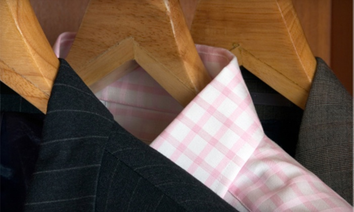 Jonathan's Cleaners - La Quinta: $10 for $20 Worth of Dry Cleaning at Jonathan's Cleaners in La Quinta