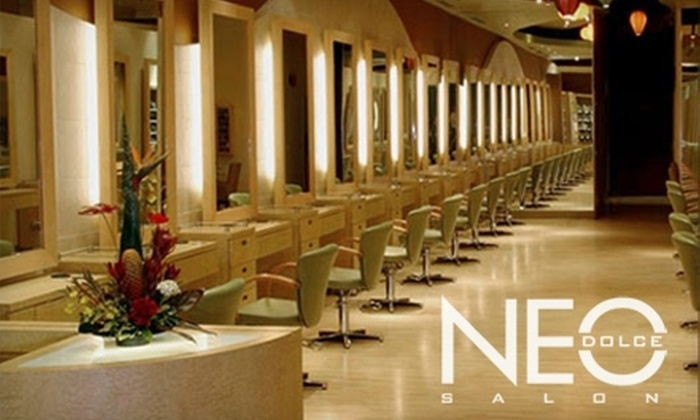 Neo Dolce Salon - Bullard: $25 for $50 Worth of Spa and Skin Services at Neo Dolce Salon