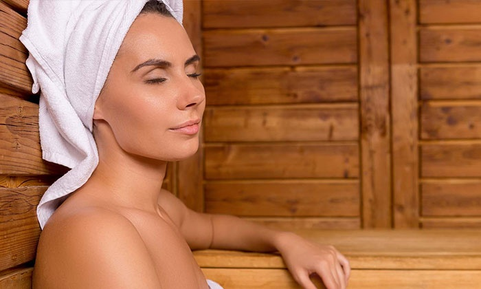 Soma Wellness Center - Soma Wellness Center: One or Two 30- or 45-Minute Infrared Sauna Treatments at Soma Wellness Center (Up to 57% Off)