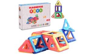 Jeu de construction magnétique