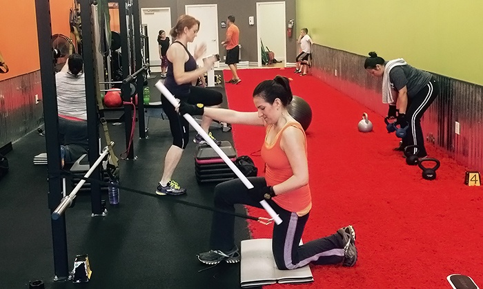 Collective Fitness - Williamsburg: Up to 71% Off personal training at Collective Fitness
