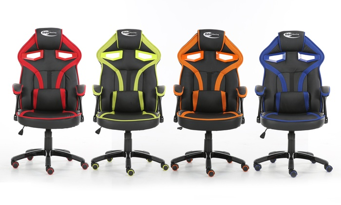 Morpheus Racing-Style Chair