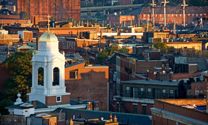 Boston CityWalks - Multiple Locations: Walking Tour of Boston for Two or Four from Boston CityWalks (Up to 60% Off)
