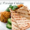$10 for Greek and Persian Fare