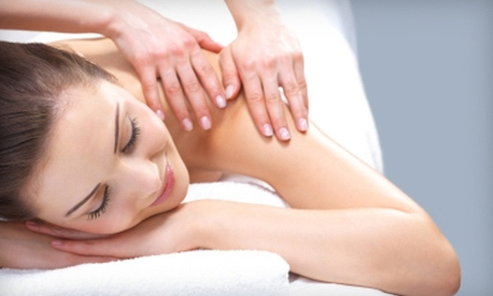 Balance for Life Fitness Center - Arden Hills - Shoreview: $45 for a One-Hour Massage and Paraffin Hand Treatment at Balance for Life Fitness Center in Arden Hills (Up to $93.21 Value)
