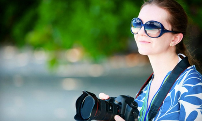 Astra Creative Photography and Video - Carmel: Two- or Three-Hour Photography Workshop at Astra Creative Photography and Video in Carmel (75% Off)