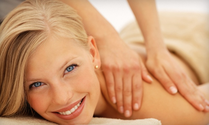 Fitnessology - Green Bay: One or Three 60-Minute Massages at Fitnessology (Up to 56% Off)