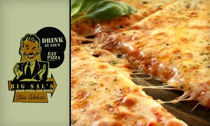 Big Sal's - Hawley: $7 for $15 Worth of Pizza, Drinks, and More at Big Sal's