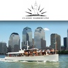 Classic Harbor Line  - New York City: $26 for Champagne City Lights Cruise Aboard Luxury Yacht with Classic Harbor Line
