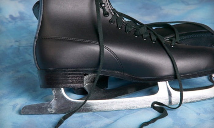 Washington Park Ice Arena - Washington Park: $6 for an Ice-Skating Outing with Skate Rental for Two at Washington Park Ice Arena in Jefferson City (Up to $12 Value)