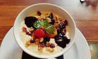 Breakfast for One ($12), Two ($23) or Four People ($45) at Chancery Bistro (Up to $86 Value)