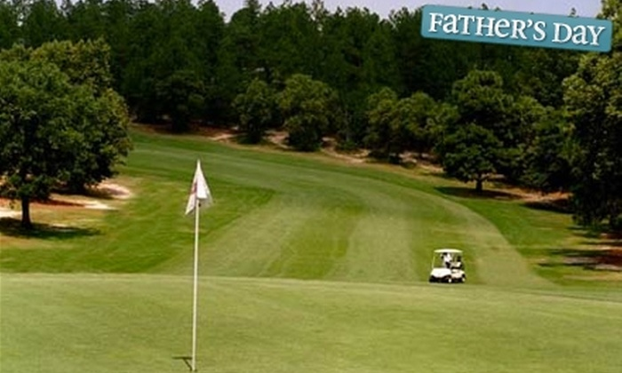 Hidden Valley Golf Club - West Columbia: $38 for 18 Holes of Golf for Two, Including Cart, at Hidden Valley Golf Club (Up to $76 Value)