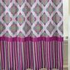 Medallion Fabric Shower Curtain Set (13-Piece)