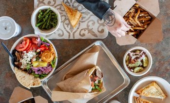 Up to 30% Off Food and Drink at The Simple Greek