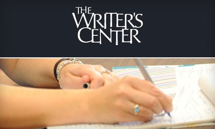The Writer's Center - Bethesda: $30 for $75 Toward Creative Writing Workshops at The Writer's Center