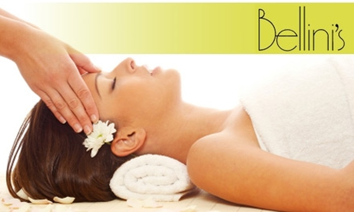 Bellini's European Day Spa - Northwest District: $49 for Your Choice of Facial at Bellini's European Day Spa (Up to $105 Value)