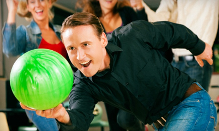 Bellair Lanes - Ortona Park: $29 for a Bowling Outing for Up to Six People at Bellair Lanes (Up to $74.49 Value)