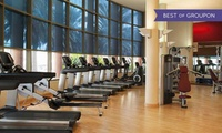 Fitness Membership and Spa Treatment for Up to Six Months at Sheraton Abu Dhabi Hotel & Resort (Up to 63% Off)