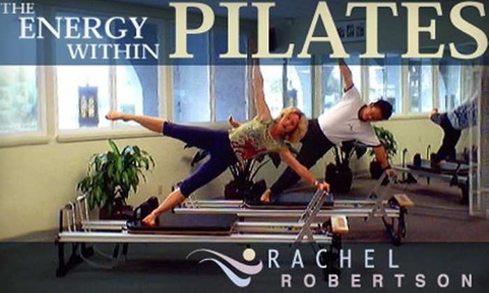 The Energy Within - Encinitas: $49 for Five Pilates Reformer Classes at The Energy Within in Encinitas ($185 Value)