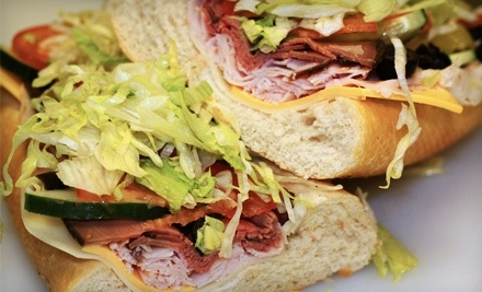 $10 Groupon to Walrus Subs - Walrus Subs in Austintown