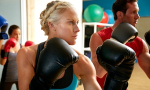 Strides of CNY: 5 or 10 Boxing Fitness Classes at Strides of CNY (Up to 67% Off)