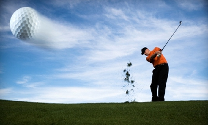 Banner Country Club - Moodus: $18 for an 18-Hole Round of Golf, Including Cart, at Banner Country Club in Moodus (Up to $42 Value)