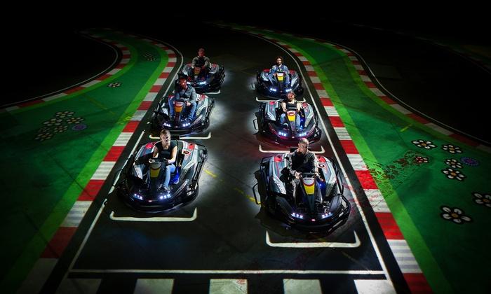 karting mouscron
