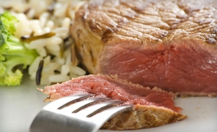 $60 (or $70 if Redeemed on Monday) Groupon to The Harrop Restaurant - The Harrop Restaurant in Milton