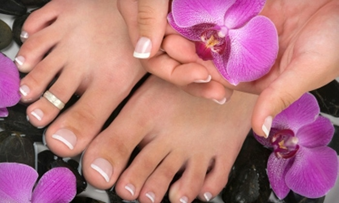 Queen Bee Nail Gallery - Downtown: $30 for $60 Worth of Nail Services at Queen Bee Nail Gallery