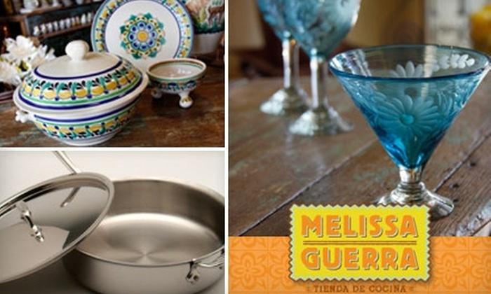 Melissa Guerra Tienda de Cocina - Tobin Hill: $25 for $50 Worth of Latin American Kitchenware, Appliances, and More at Melissa Guerra Tienda de Cocina