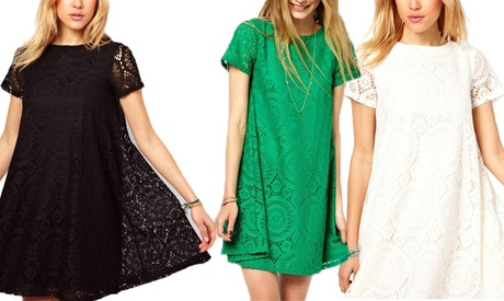 1 o 2 vestidos de encaje Azahar