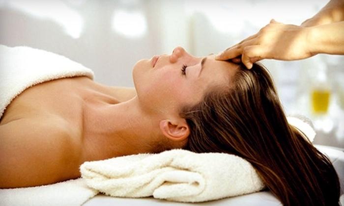Spa Namara - Del Mar: $40 for a 50-Minute Custom Massage (Up to $90 Value) or $40 for a 50-Minute Custom Facial (Up to $95 Value) at Spa Namara in Del Mar