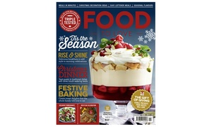 Great Magazines: Food to Love Magazine Subscription including Delivery from Great Magazines (Up to 30% Off)
