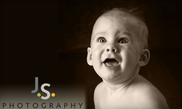 JS Photography - University Park: $49 for One-Hour Photo Shoot and $100 Photo Credit at JS Photography ($250 Value)