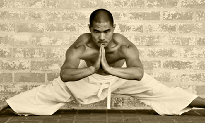 Shaolin Temple Torrance - Country Hills: 5 or 10 Hungrymonk Yoga Classes at Shaolin Temple Torrance (Up to 55% Off)