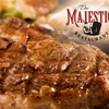 Half Off at The Majestic Restaurant