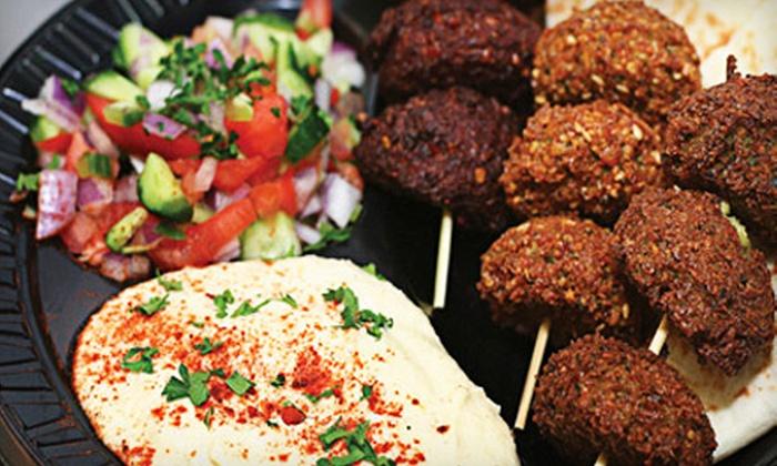 Falafelicious - Northridge: $10 for $20 Worth of Falafel and Mediterranean Fare at Falafelicious in Northridge