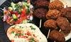 Falafelicious, LLC - Northridge: $10 for $20 Worth of Falafel and Mediterranean Fare at Falafelicious in Northridge