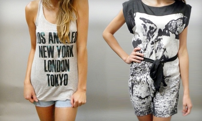 L.A.+JO - McManus: $20 for $40 Worth of Women's Apparel and Accessories at L.A.+JO in Culver City