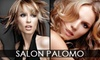 Salon Palomo - South Side: $20 for a Haircut, Wash, and Style at Salon Palomo (Up to $45 Value)