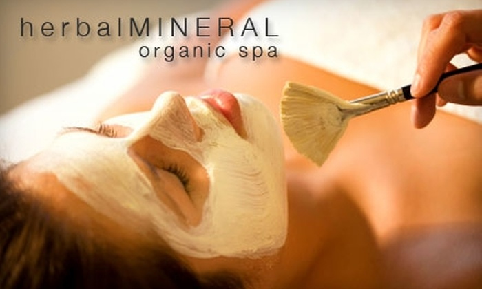 herbal MINERAL - Los Gatos: $45 for a 60-Minute Facial at Herbal Mineral (Up to $90 Value)
