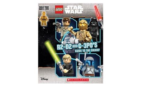 LEGO Star Wars Handbook with Minifigure (POB Version)