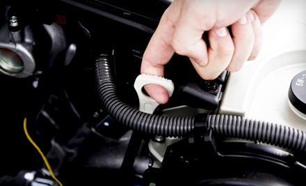 1 Oil-and-Filter Change Service (up to a $39.99 value) - O'Neal Car Care Center in Baton Rouge